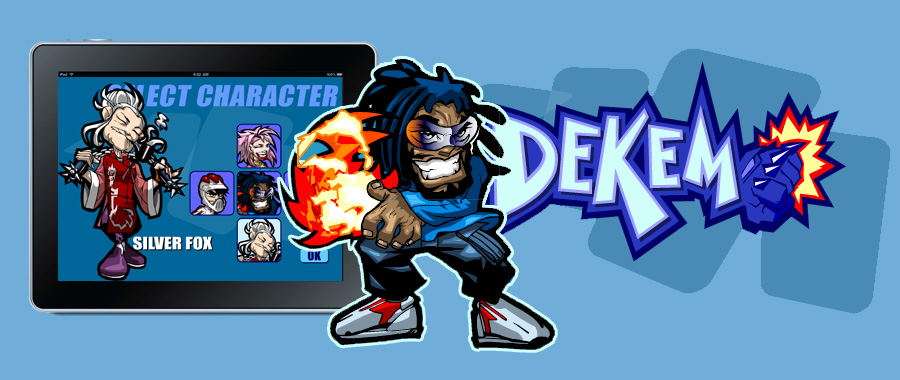 Dekem Memory Card Game